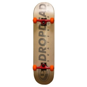 SKATE MONTADO KIT PLUART DROP DEAD KNOCKOUT WIDE