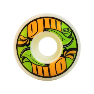 RODA OJ PRINCE POINT GREEN 53mm 101A
