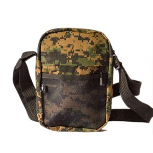 SHOULDER BAG MNS - DIGITAL CAMUFLADA