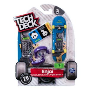 FINGERBOARD TECH DECK ENJOI BEN RAEMERS