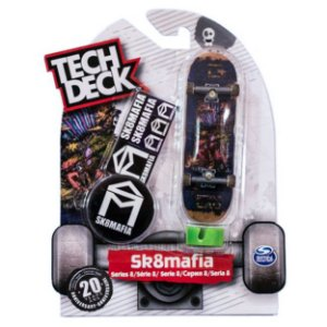 FINGERBOARD TECH DECK SK8MAFIA JIMMY CAO