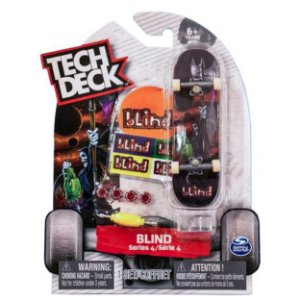 FINGERBOARD TECH DECK BLIND SERIE4