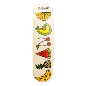 SHAPE CHANGE SERIE FRUITS - WHITE