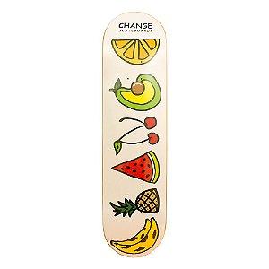 SHAPE CHANGE SERIE FRUITS - WHITE