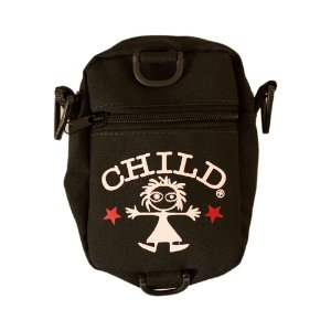 SHOULDER BAG CHILD CLASSIC BLACK