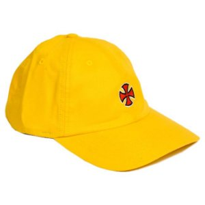 BONÉ INDEPENDENT DAD HAT AMARELO