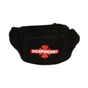 POCHETE INDEPENDENT BLACK BUM BAG BLACK