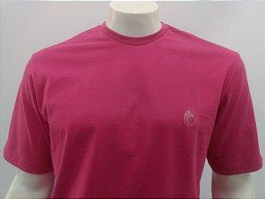 Camiseta Masculina Pink Lobo Cekock