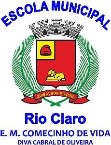Camiseta escolar E.M.COMECINHO DE VIDA