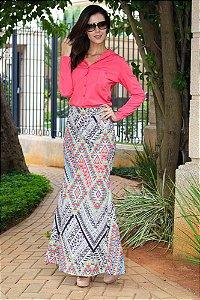 Saiaria Slim Piquet