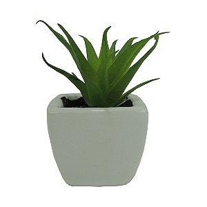 Cacto Vaso Louça - 8cm