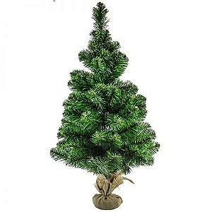 Árvore de Natal na base - 60cm