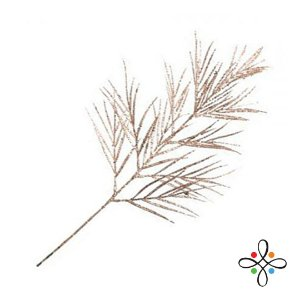 Folha Natalina - 50cm