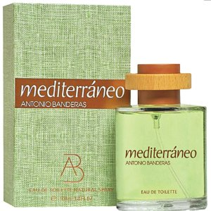 Perfume Masculino Mediterraneo Antonio Bandeiras