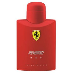 Ferrari Scuderia RED, EAU Toilette, 125ML