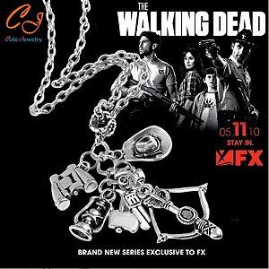 Colar The Walking Dead 6X1 - FRETE GRÁTIS