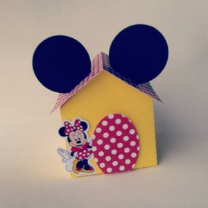 Casinha Minnie