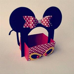 Caixa Orelha Minnie