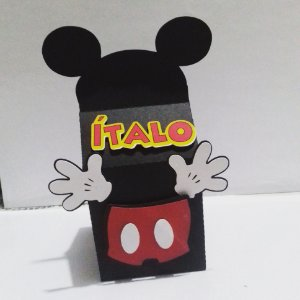 Caixa Milk Box Mickey
