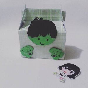 Caixa Hulk