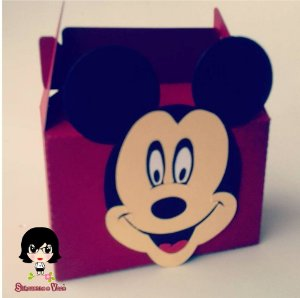 Caixa Cute Mickey