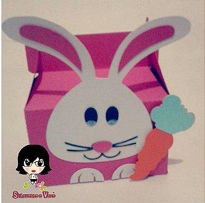 Caixa Coelho Cute