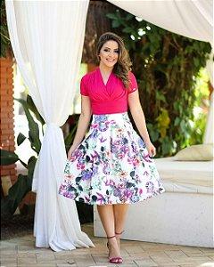 Blusas Boutique K com Drapeado cores Moda Evangélica