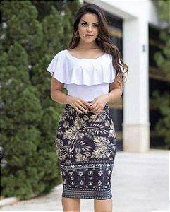 Conjunto Mariana Moda Evangélica