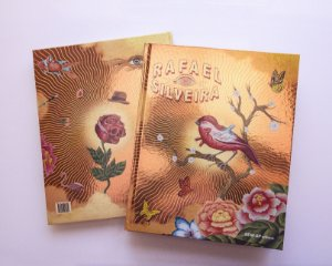 Livro Rafael Silveira (autografado pelo artista)
