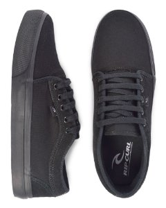 TENIS RIP CURL THE WEDGE FULL BLACK