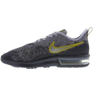 80666f5c737 Tênis Nike Air Max Sequent 4 - preto