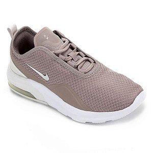 Tênis Nike Air Max Motion 2 Feminino - Prata