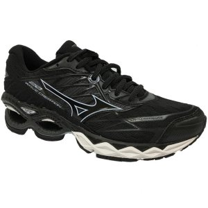 Tênis Mizuno Wave Creation 20 -Preto Masculino
