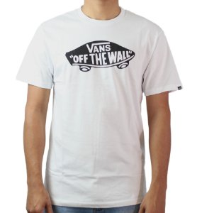 Camiseta Vans Otw Branco