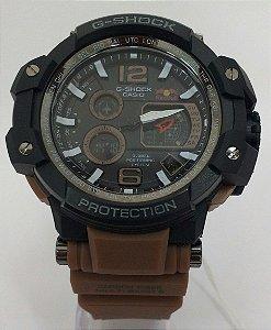 Relógio Casio G-shock Red Bull masculino
