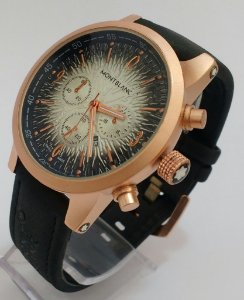 Relógio Mont Blanc masculino
