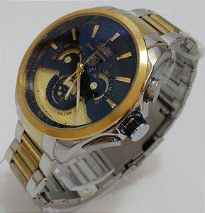 Relógio Tag heuer SLS 100% Funcional masculino