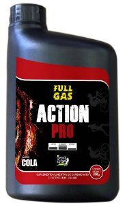 Brasil Ride Gel Pro Action Cola 600g