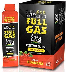Full Gás Brasil Ride Gel Ultra Focus Guaraná - UN