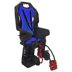 Cadeira POLISPORT Dusky FF V29 Preto/Azul