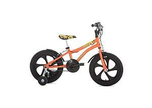 Bicicleta HOUSTON Nic Aro 16 Laranja Fosco