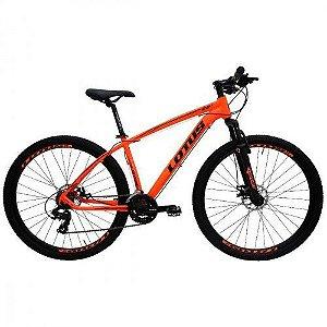 Bicicleta LOTUS Mec Aro 29 21V Laranja/Preto - Tam. 19
