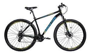 Bicicleta HOUSTON Skyler Aro 29 Preto/Azul - Tam. 15