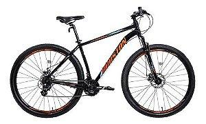 Bicicleta HOUSTON Skyler Aro 29 Preto/Vermelho - Tam. 17