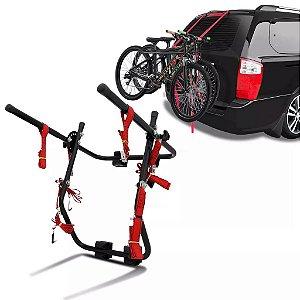 Suporte Big Rack p/ Bike Porta Malas (2 Bikes ) - EQMAX