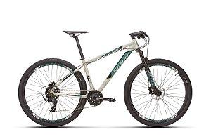 Bicicleta SENSE ONE Aro 29 Cinza/Aqua - Tam. 17