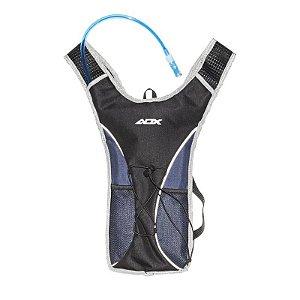Mochila de Hidratação ADX 1.5L - Preto/Azul