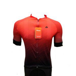 Camisa MARELLI Laser Giro 2 Vermelho Tam - P
