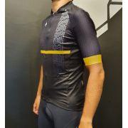 Camisa MARELLI Laser Net Preto Tam - M