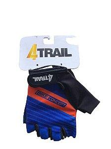Luva 4TRAIL Concept Azul - Tam. P